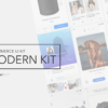 Modern E-Commerce Mobile UI Kit